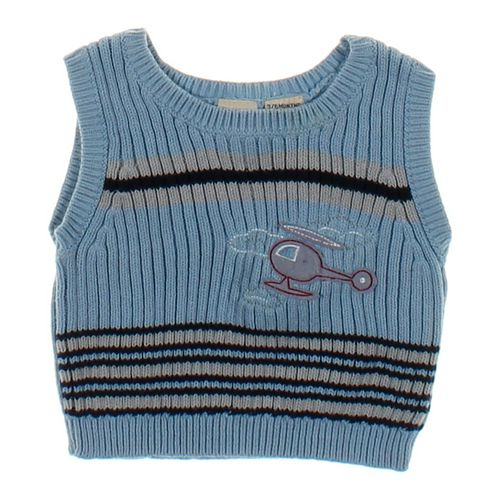Faded Glory Charming Vest in size 3 mo at up to 95% Off - Swap.com