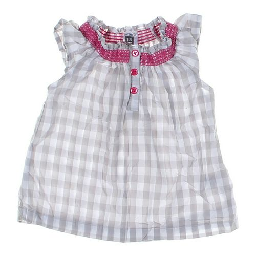 Carter's Checkered Dress in size 18 mo at up to 95% Off - Swap.com