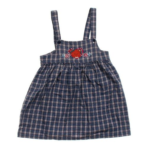 Carter's Checkered Dress in size 6 at up to 95% Off - Swap.com