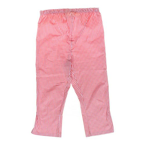 Tomorrow's Mother Checkered Maternity Capri Pants in size S (4-6) at up to 95% Off - Swap.com