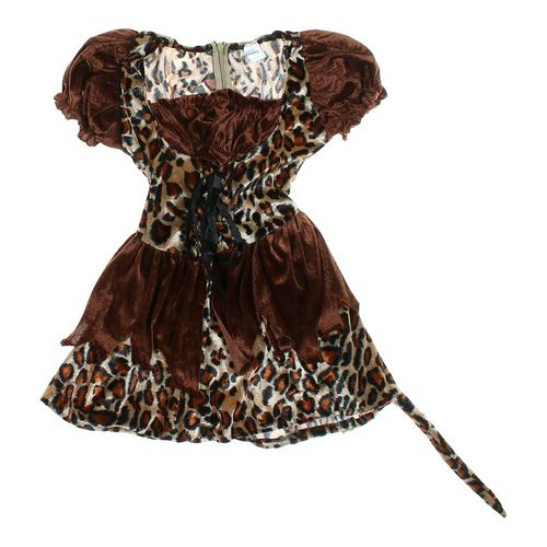 Cheetah Dress Costume in size 4/4T at up to 95% Off - Swap.com
