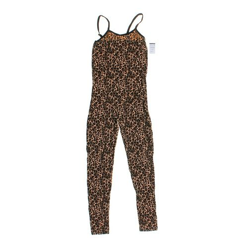 Lipstick Lingerie Cheetah Print Jumpsuit in size JR 7 at up to 95% Off - Swap.com