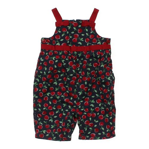 Gymboree Cherry Fun Overalls in size 6 mo at up to 95% Off - Swap.com