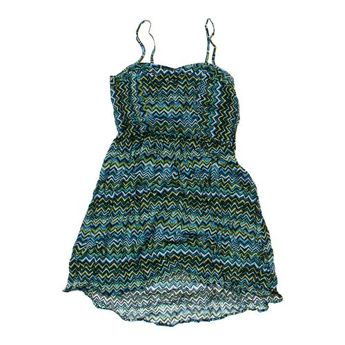 Xhilaration Chevron Dress in size JR 11 at up to 95% Off - Swap.com