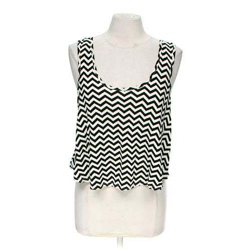Chevron Tank Top in size M at up to 95% Off - Swap.com