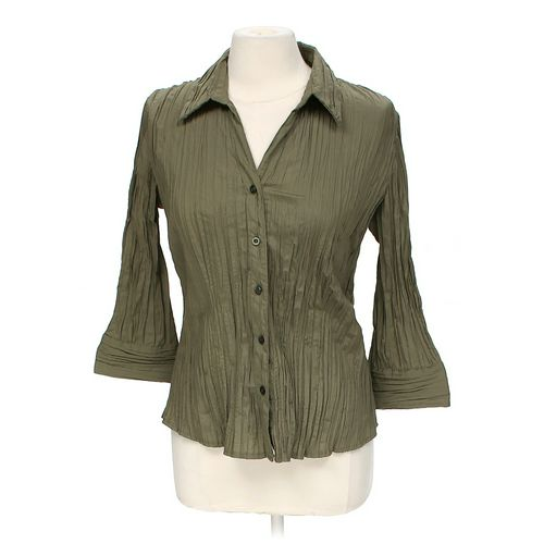 Apt. 9 Chic Button-up Shirt in size M at up to 95% Off - Swap.com