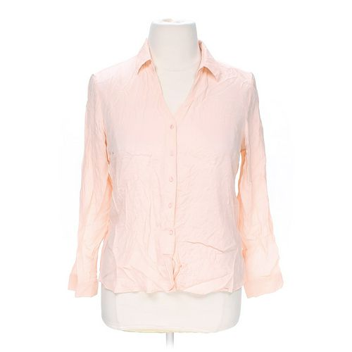 Merona Chic Button-up Shirt in size XXL at up to 95% Off - Swap.com