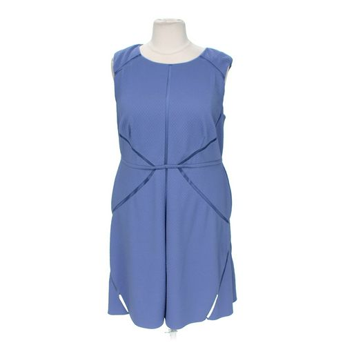 ADRIANNA PAPELL Chic Dress in size 18 at up to 95% Off - Swap.com