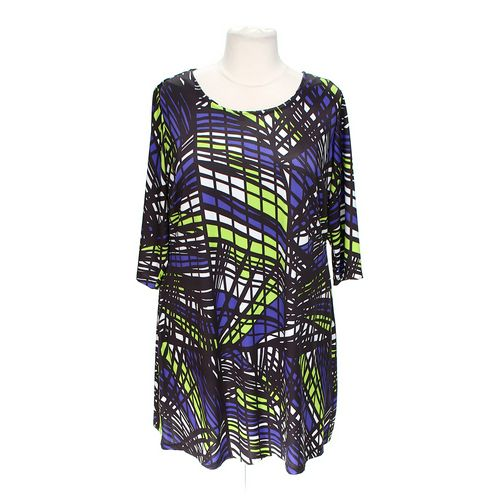 Triste Chic Dress in size 3X at up to 95% Off - Swap.com