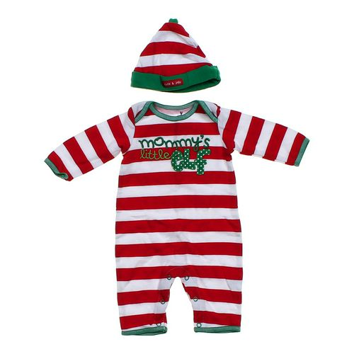 Just One You Christmas Outfit in size 3 mo at up to 95% Off - Swap.com