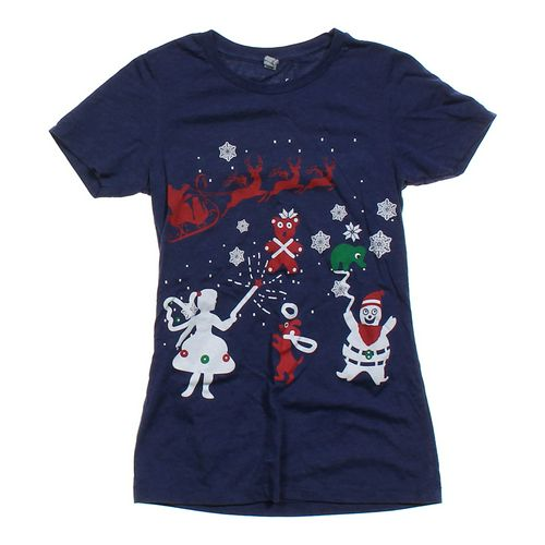 Next Level Apparel Christmas Tee in size 6 at up to 95% Off - Swap.com