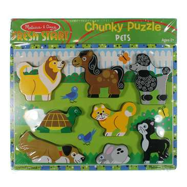 Chunky Pets Puzzle for Sale on Swap.com