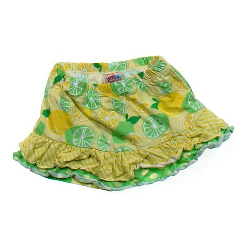 Sweet Potatoes Citrus Print Skort in size 4/4T at up to 95% Off - Swap.com