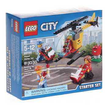 City: Airport Starter Set for Sale on Swap.com