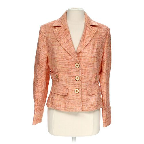 Nine & Co. Classic Blazer in size 8 at up to 95% Off - Swap.com