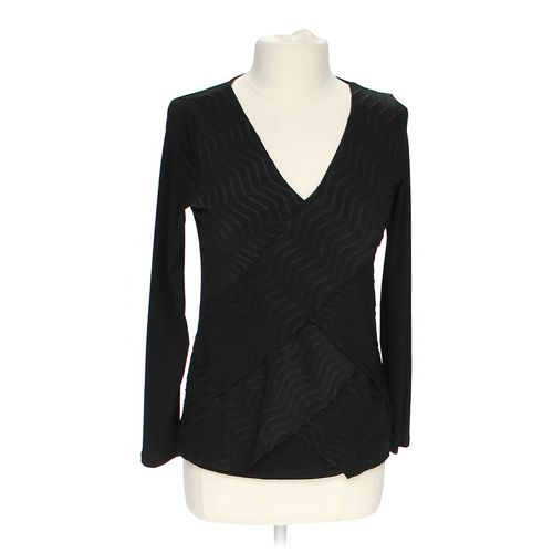 NY Collection Classic Blouse in size S at up to 95% Off - Swap.com