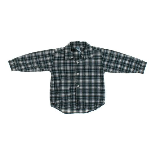 Old Navy Classic Button-Up Shirt in size 2/2T at up to 95% Off - Swap.com