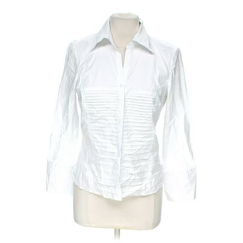 Multiples Classic Button-up Shirt in size S at up to 95% Off - Swap.com