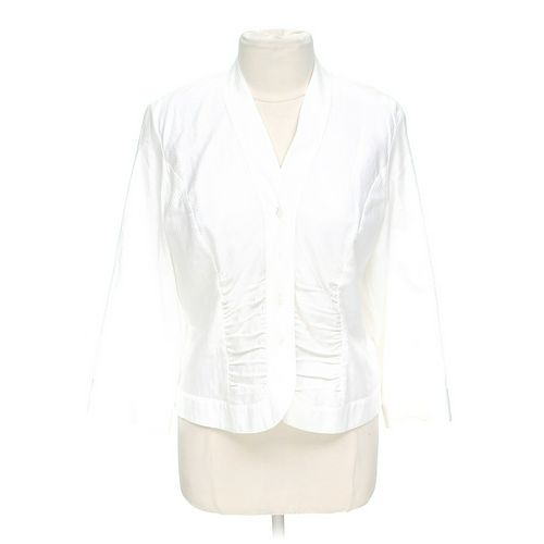 Talbots Classic Button-up Shirt in size 14 at up to 95% Off - Swap.com