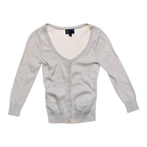 American Eagle Outfitters Classic Cardigan in size JR 3 at up to 95% Off - Swap.com