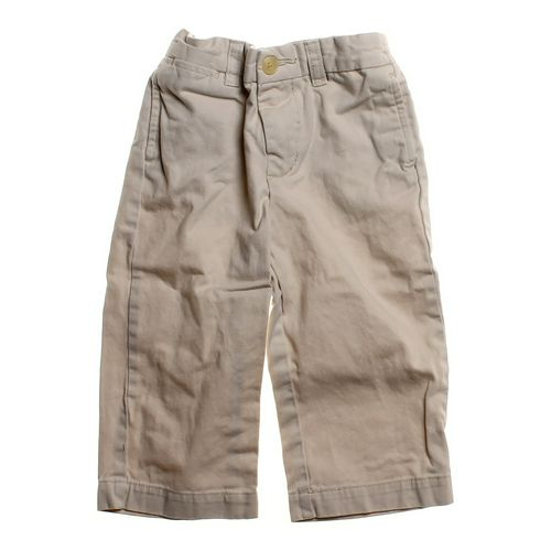 Chaps Classic Khaki Pants in size 18 mo at up to 95% Off - Swap.com