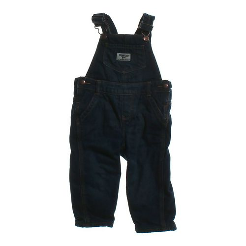OshKosh B'gosh Classic Overalls in size 12 mo at up to 95% Off - Swap.com