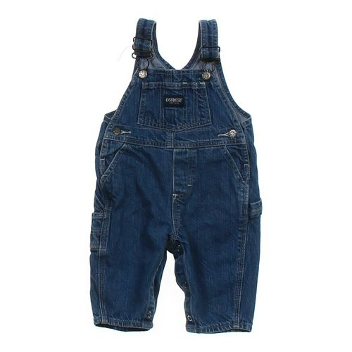 OshKosh B'gosh Classic Overalls in size 6 mo at up to 95% Off - Swap.com
