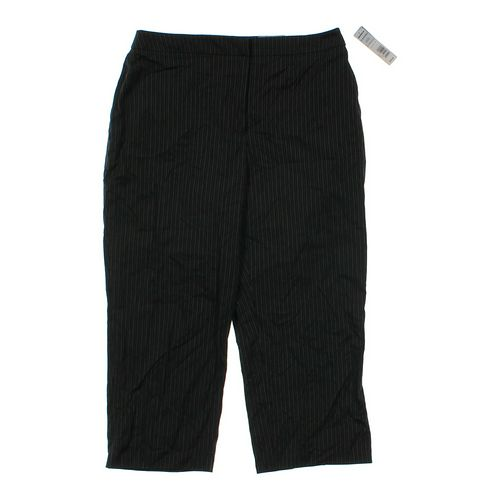 Croft & Barrow Classic Pants in size 12 at up to 95% Off - Swap.com