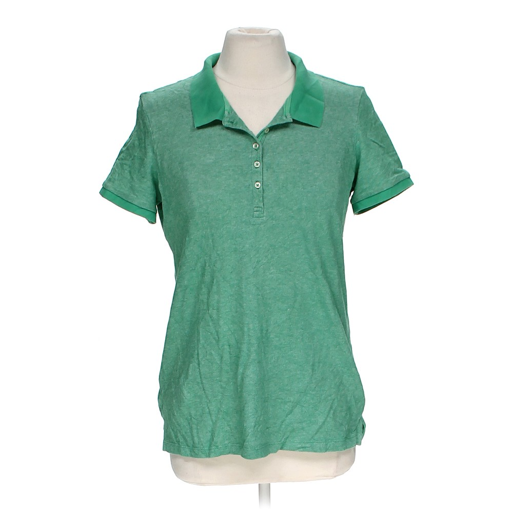 Eddie Bauer Classic Polo Shirt Online Consignment