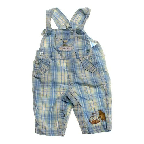 """Disney """"Classic Pooh"""" Overalls in size 6 mo at up to 95% Off - Swap.com"""