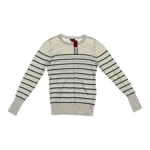 Merona Classic Striped Sweater in size JR 3 at up to 95% Off - Swap.com