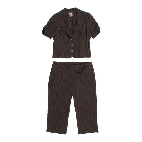 Candie's Classic Suit in size JR 11 at up to 95% Off - Swap.com