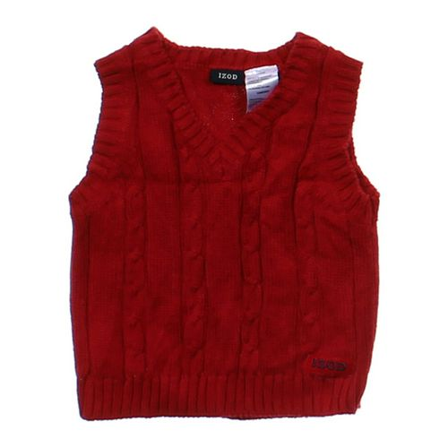 Izod Classic Vest in size 12 mo at up to 95% Off - Swap.com