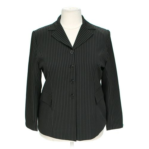 Amanda Collection Classy Blazer in size XL at up to 95% Off - Swap.com