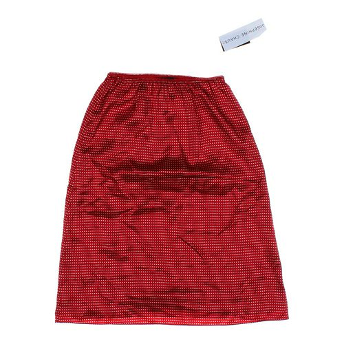 Josephine Chaus Classy Polka Dot Skirt in size 8 at up to 95% Off - Swap.com