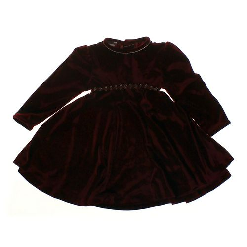 Classy Suede Dress in size 4/4T at up to 95% Off - Swap.com