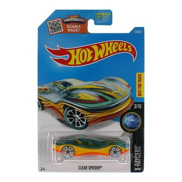 Clear Speeder Hot Wheels for Sale on Swap.com