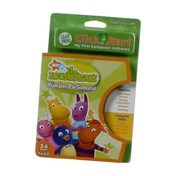 Click Start Learning Game: The Backyardigans Number Pie Samurai for Sale on Swap.com