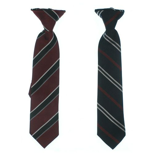 Clip-on Necktie Set in size One Size at up to 95% Off - Swap.com