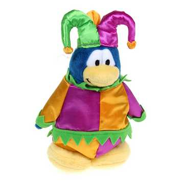 Club Penguin Jester Penguin for Sale on Swap.com