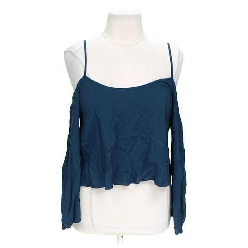 Body Central Cold Shoulder Shirt in size XL at up to 95% Off - Swap.com