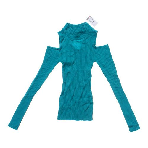 Say What? Cold Shoulder Sweater in size JR 7 at up to 95% Off - Swap.com
