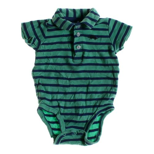 Carter's Collared Bodysuit in size 6 mo at up to 95% Off - Swap.com