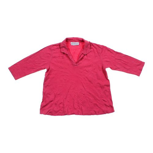 Motherhood Maternity Collared Maternity Shirt in size L (12-14) at up to 95% Off - Swap.com