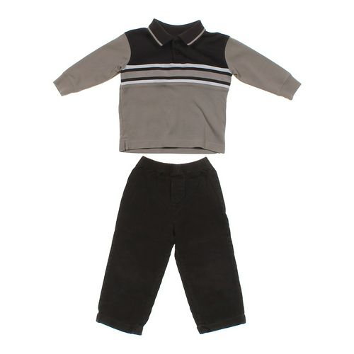 Dockers Collared Shirt & Pants Set in size 3/3T at up to 95% Off - Swap.com