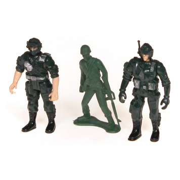 Collector's Combat Soldiers for Sale on Swap.com