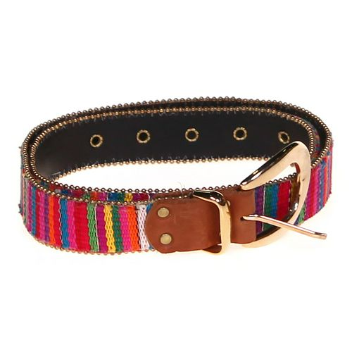 Colorful Belt in size One Size at up to 95% Off - Swap.com