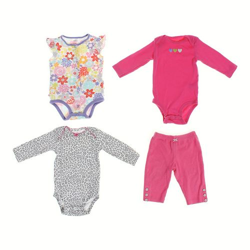 Carter's Colorful Bodysuits & Pants in size 6 mo at up to 95% Off - Swap.com