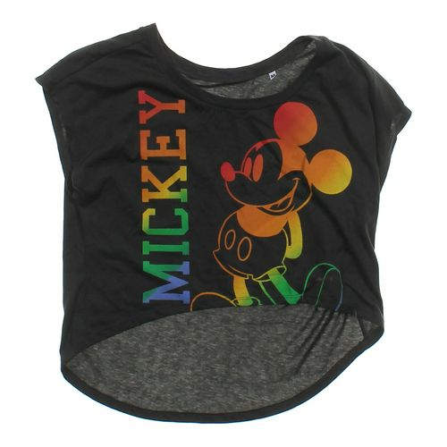 Disney Colorful Cute Shirt in size JR 7 at up to 95% Off - Swap.com