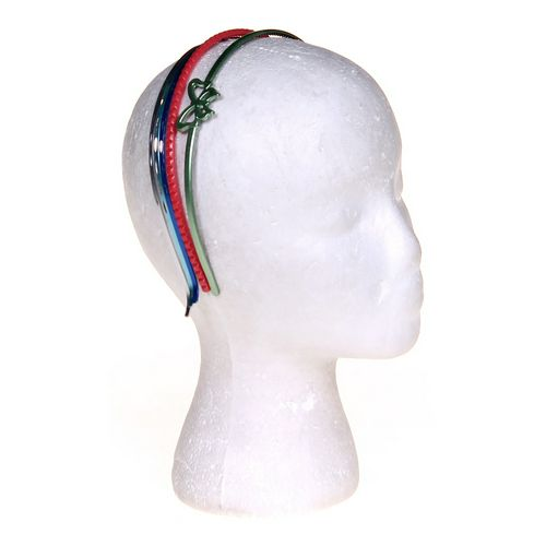 Colorful Headbands Set in size One Size at up to 95% Off - Swap.com